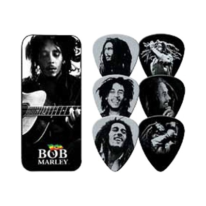 Bob Marley Dunlop Guitar Picks