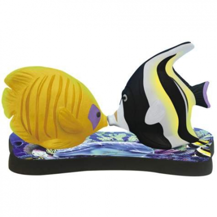 Mothers Miracle Fish Salt and Pepper Shakers