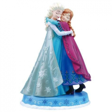 Disney Frozen Anna & Elsa Licensed Disney Figurine