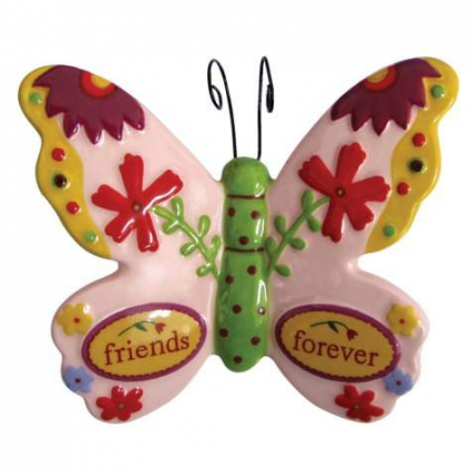 Tiny Treasures Friends Forever Butterfly Figurine