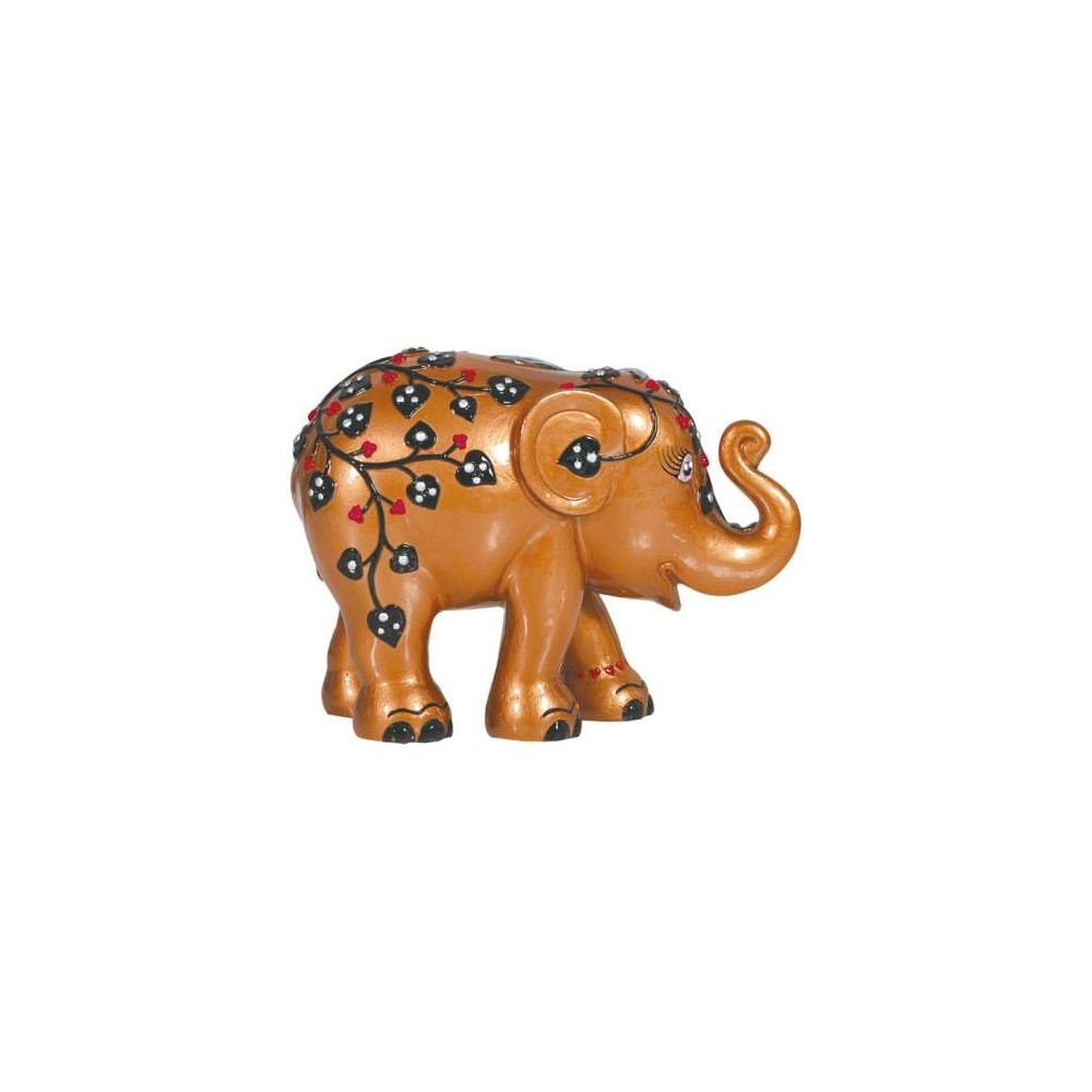 Pretty And Pink Elephant Parade Elephant Figurine