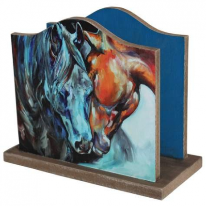 Marcia Baldwin The Meeting Napkin Holder 23546