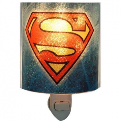 DC Comics Superman Acrylic Nightlight
