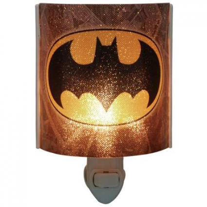 DC Comics Batman The Caped Crusader Bat Signal Acrylic Nightlight