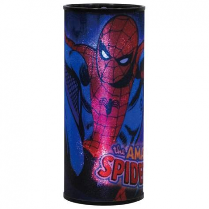 Marvel Comics Spider Man Round Hangingl Nightlight