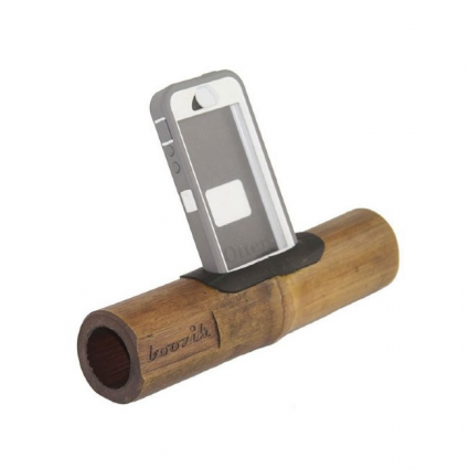 Boozik Bamboo iPhone Amplifer Otter Compatible