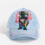 The Mountain Artwear Dean Russo Puppy Luv Light Blue Baseball Cap Ivey's Gifts And Decor