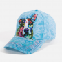 The Mountain Artwear Dean Russo Adore A Bull Light Blue Baseball Cap Ivey's Gifts And Decor