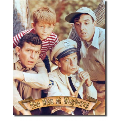 Desperate Enterprises The Andy Griffith Show Tin Sign Ivey's Gifts and Decor