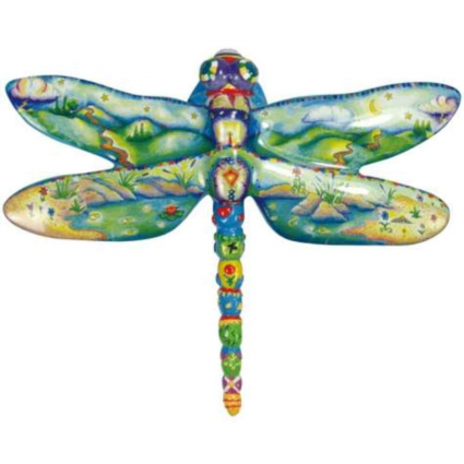 Westland Giftware Nora Butler Damselfly II Ceramic Figurine Iveys Gifts And Decor
