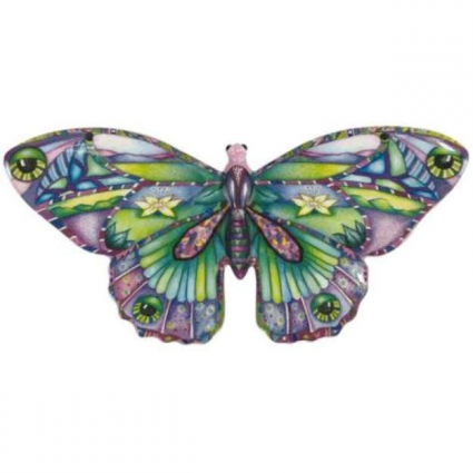 Westland Giftware Nora Butler Butterfly Metamorphosis II Ceramic Figurine Ivey's Gifts and Decor