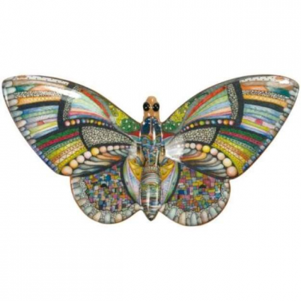 Westland Giftware Nora Butler Butterfly Metamorphosis III Ceramic Figurine Ivey's Gifts and Decor