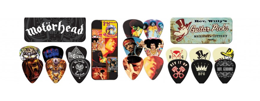 Collectible Guitar Picks