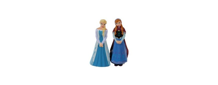 Disney Frozen Licensed Figurines