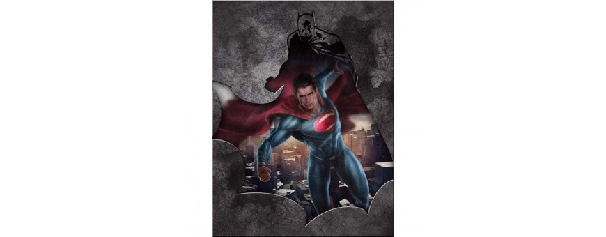 DC Comics Batman vs Superman Licensed Figurines