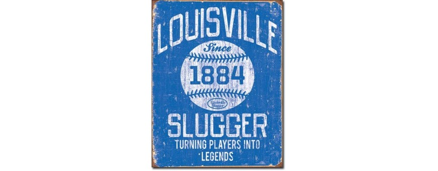 Baseball Metal Signs
