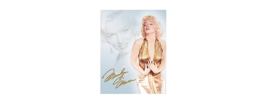 Marilyn Monroe Metal Signs