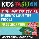 Kids Fashion Clothing And Decor